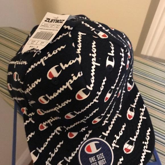 b057a61ea Brand New w/Tags Champion Hat